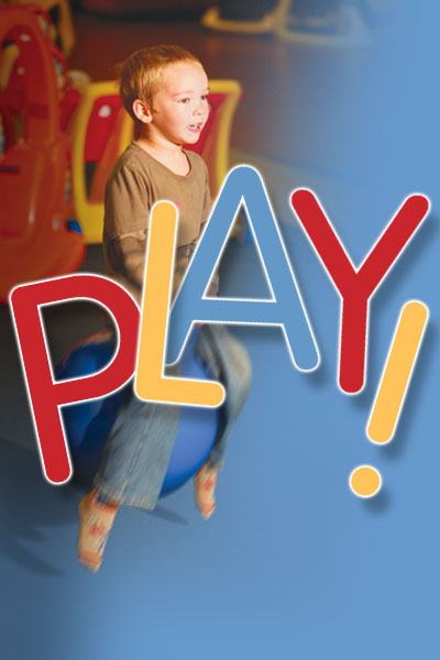 Our 15,000 square foot play center is